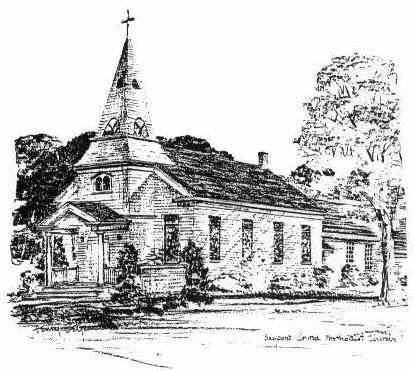 Drawing of the Bayport UMC